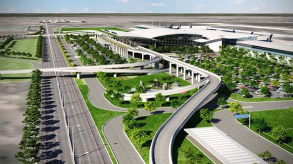 Government formally approves Long Thanh international airport