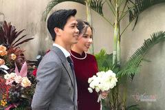 Hé lộ hình ảnh đầu tiên lễ cưới Công Phượng - Viên Minh