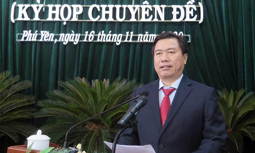 Phú Yên có tân Chủ tịch HĐND, UBND tỉnh