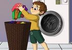 Việc nhà phù hợp với từng lứa tuổi của trẻ