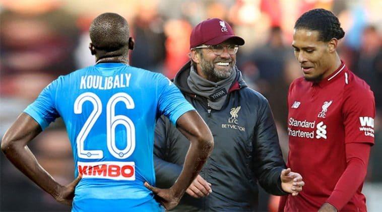 Man City tăng hỏa lực tấn công, Liverpool tiếc vì lỡ Koulibaly