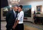 Ông Obama tiết lộ bị vợ phản đối tranh cử tổng thống