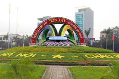 Thị xã Sơn Tây hoàn thành nhiệm vụ xây dựng nông thôn mới