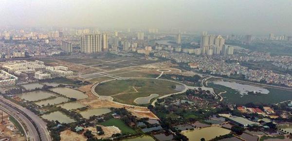 Thanh Trì - 'điểm vàng' mới hút nhà đầu tư BĐS