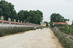 Lan tỏa phong trào hiến đất làm đường nông thôn mới