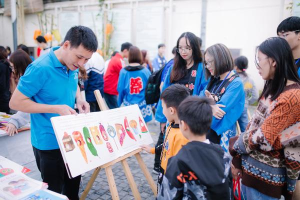 Ngày hội Ehon Nhật Bản tại phố sách Hà Nội