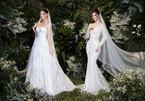 Lương Thuỳ Linh, Kiều Loan mặc váy cưới