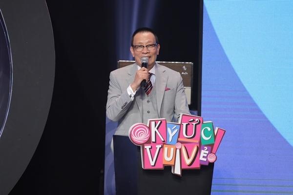 MC Lại Văn Sâm, NSƯT Thành Lộc tham gia 'Ký ức vui vẻ' mùa 3