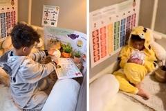 'Góc tĩnh tâm' của bà mẹ giúp trẻ nghe lời ngay tức khắc