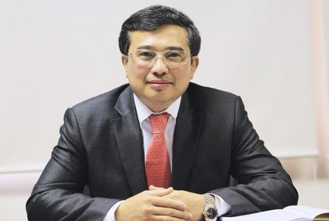 Chân dung Thứ trưởng Hoàng Quốc Vượng, người ngồi ghế 'nóng' Tập đoàn Dầu khí Việt Nam