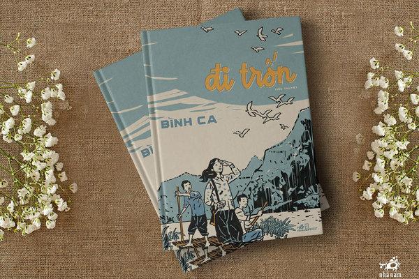 Tác giả 'Quân khu Nam Đồng' ra tiểu thuyết 'Đi trốn'