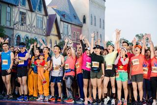 Cung đường marathon tuyệt đẹp và kỳ nghỉ trong mơ ở Vinpearl Phú Quốc