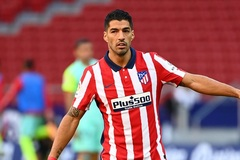 Luis Suarez dương tính Covid-19, lỡ đấu Barca và Messi