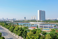 Tập đoàn Nam Cường hợp tác nhiều đơn vị phân phối dự án Khu đô thị Dương Nội