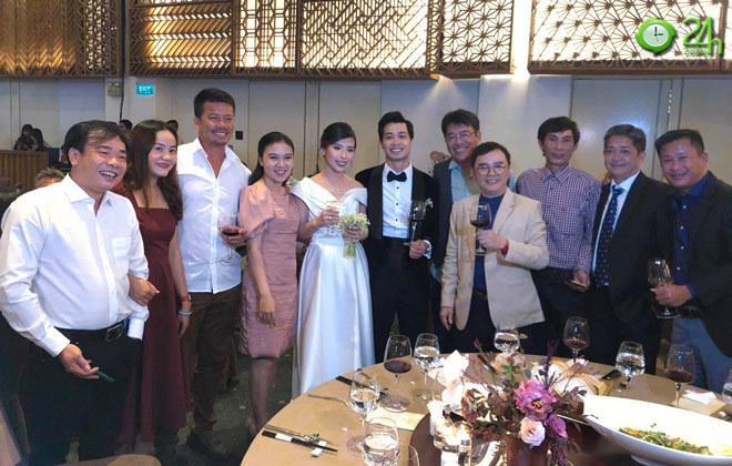 Hậu trường 'gây sốt' lễ cưới Công Phượng - Viên Minh