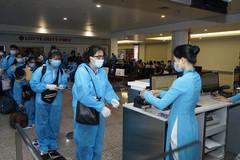 Ngành hàng không triển khai nhiều biện pháp phòng dịch Covid