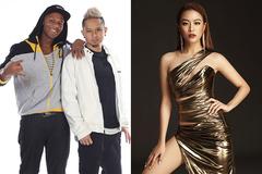 Nhóm nhạc Mỹ từng đoạt giải MTV muốn kết hợp cùng Hoàng Thùy Linh