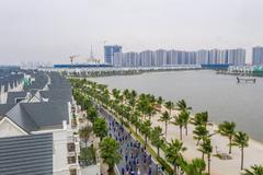 Bùng nổ ngày hội thể thao đầu tiên ở 'thành phố biển hồ'