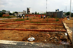 Môi giới rao bán cả đất quy hoạch công viên, đường giao thông ở TP.HCM