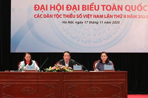 1.600 đại biểu chính thức dự Đại hội toàn quốc các dân tộc thiểu số