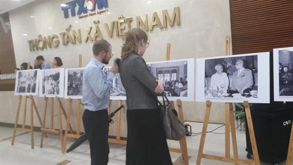 Photo exhibition celebrates Vietnam and Bulgaria ties