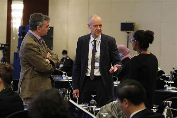 International conference discusses co-operation in East Sea in time of turbulence