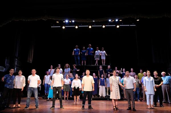 VNOB debuts musical Les Miserable