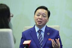 Bộ trưởng Trần Hồng Hà: Tôi phấn khởi khi thực hiện được cam kết với cử tri