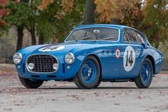 Siêu xe của hiếm Ferrari 340 America 1952 từng được rao bán chỉ 200 USD