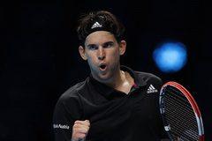 """Nadal gục ngã trước Dominic Thiem sau 2 loạt """"đấu súng"""""""