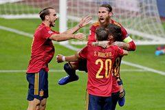 Video bàn thắng Tây Ban Nha 6-0 Đức