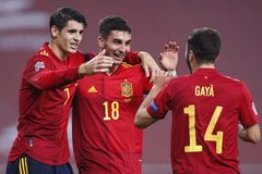 Hạ Đức 6-0, Tây Ban Nha vào bán kết Nations League