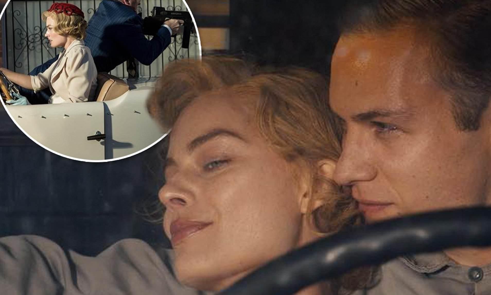 'Bom sex' Margot Robbie khỏa thân trong phim mới
