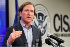 Phát biểu 'không chính xác' về bầu cử, Giám đốc an ninh mạng bị ông Trump sa thải