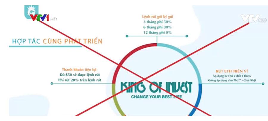 Sự thật đằng sau gói đầu tư 'ngồi chơi, lấy lãi' của King of Invest?