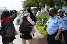 Stricter fines for those refusing to wear masks in public areas