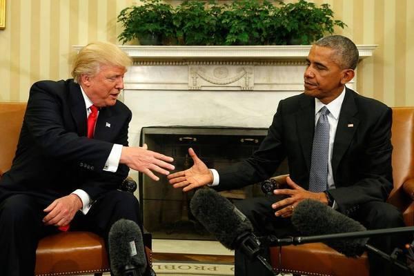 Quá trình chuyển giao ghế tổng thống tại Mỹ diễn ra thế nào?
