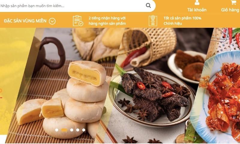 Mekong Delta fruit sold online, market has high potential