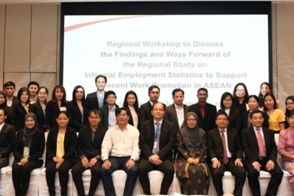 ASEAN thiết lập Cơ sở dữ liệu thống kê việc làm phí chính thức để thúc đẩy việc làm bền vững