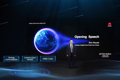 Huawei đẩy mạnh cung cấp giải pháp điện kỹ thuật số