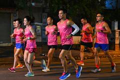 Giải chạy xuyên đêm ở Hà Nội có giải thưởng hơn 1 tỷ đồng