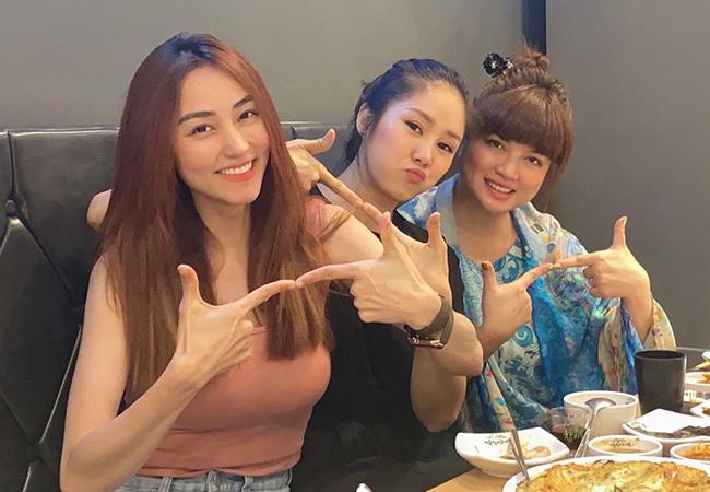 MC Diễm Quỳnh xinh đẹp, cá tính với diện mạo mới