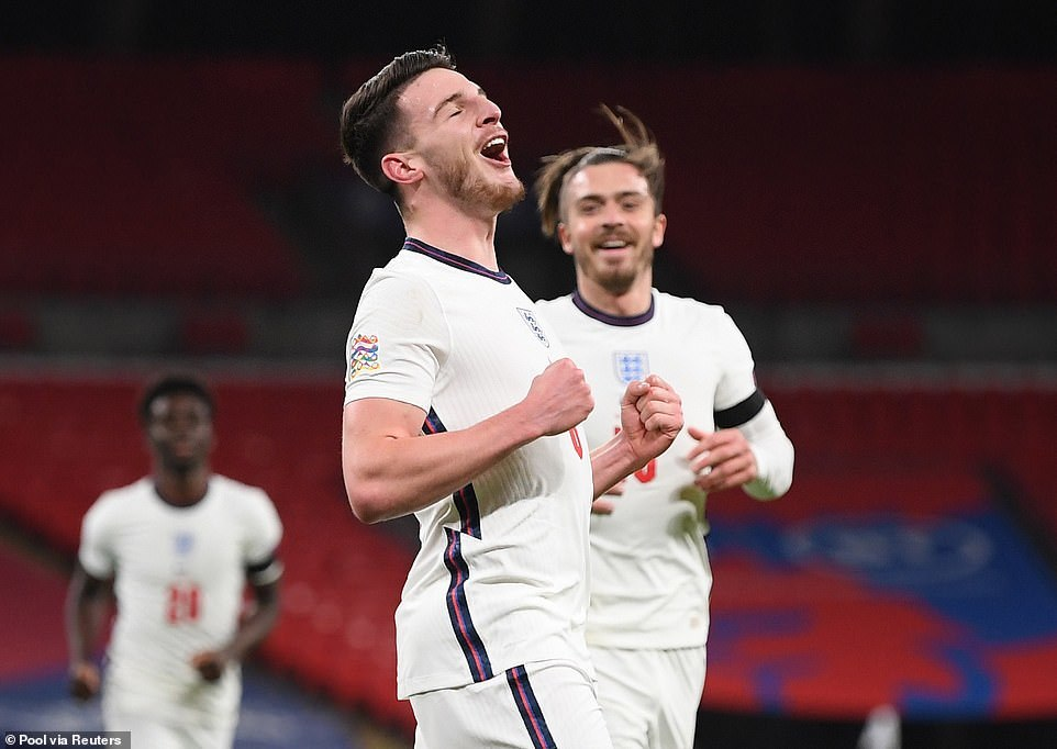 Tuyển Anh thắng rửa mặt trận chia tay Nations League