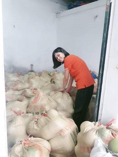 Thực hư đặc sản bưởi Đoan Hùng chỉ 2.000 đồng/quả rao bán đầy chợ