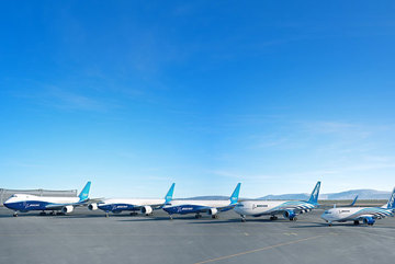 Hàng không cần đặt mua tới 2.400 chiếc máy bay vận tải hàng