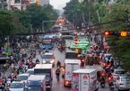 Thảm cảnh 'chôn chân' nửa ngày trên con đường đau khổ bậc nhất Hà thành