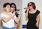 Minh Tuyết, Bảo Anh tập nhạc cùng Dương Triệu Vũ