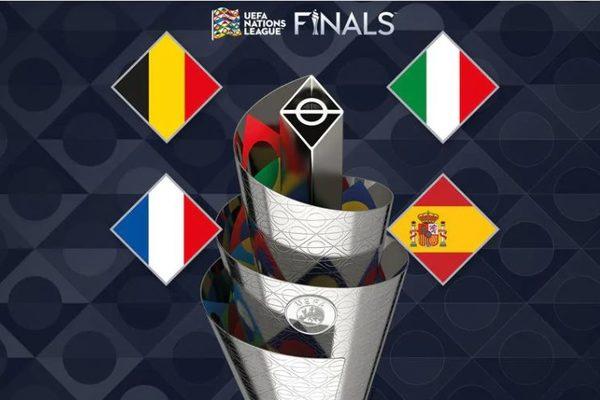 Xác định 4 đội tranh chức vô địch Nations League