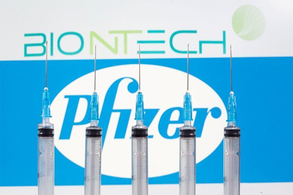 Vắc xin Pfizer có thể có giấy phép ở Mỹ và châu Âu vào giữa tháng 12