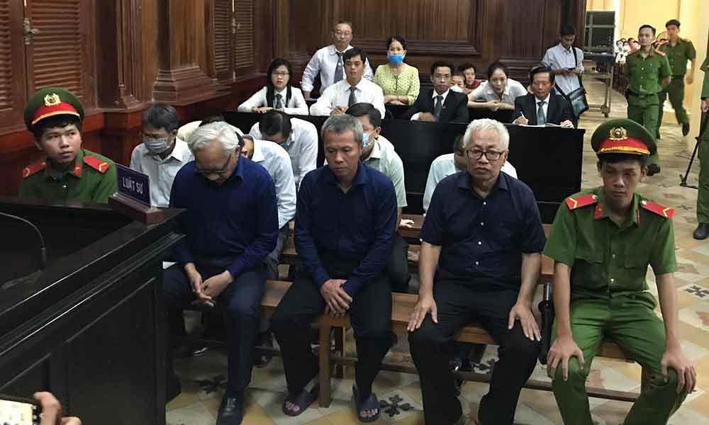 Gây thất thoát gần 9.000 tỷ đồng, ông Trần Phương Bình tiếp tục hầu tòa